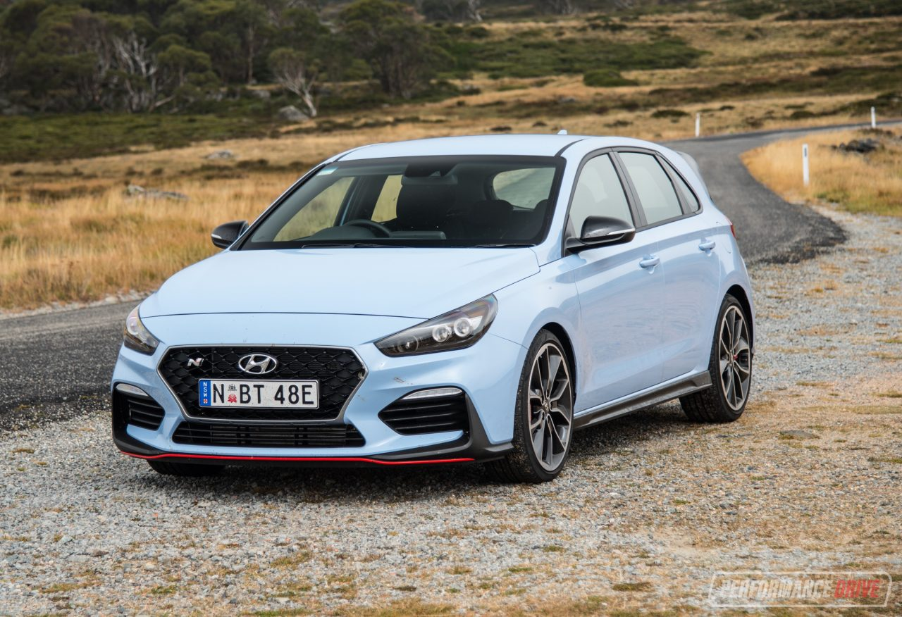2018 Hyundai i30 N review – Australian launch (video ...