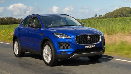 Jaguar E-Pace now on sale in Australia from $47,750