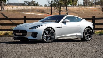 2018 Jaguar F-Type 400 Sport review (video)