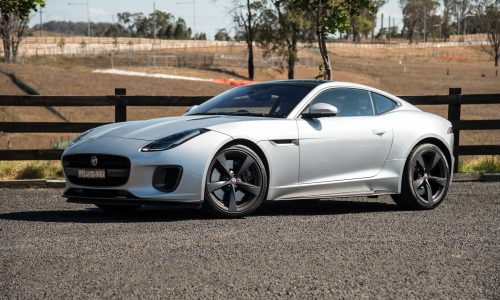 2018 Jaguar F-Type 400 Sport review (video)