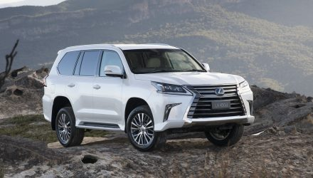 2018 Lexus LX 450d diesel now on sale in Australia