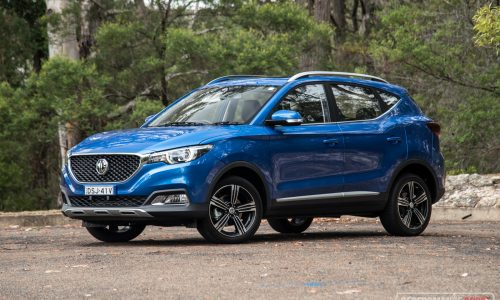 2018 MG ZS Essence review (video)