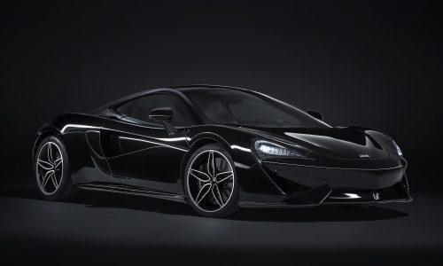 McLaren 570GT MSO Black Collection edition announced