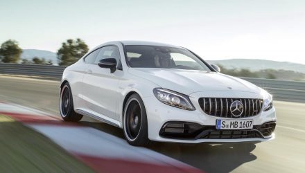 2018 Mercedes-AMG C 63 update unveiled, gets 9-speed auto