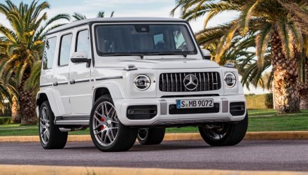 2019 Mercedes-AMG G 63 on sale in Australia from $247,700