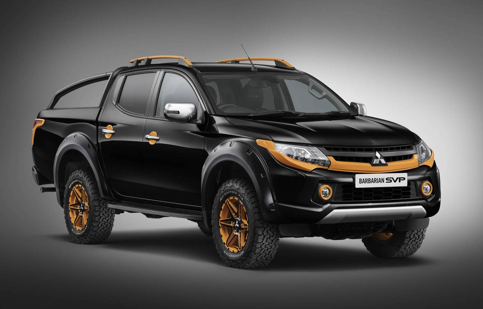Toyota Of Orange >> Mitsubishi Special Vehicle Projects develops tough Triton | PerformanceDrive