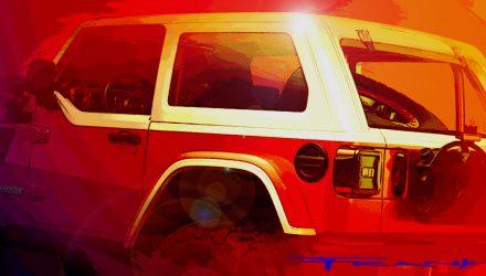 Mopar plans hardcore off-road Jeep concepts for Moab Safari