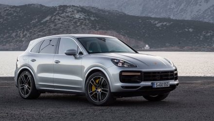 2018 Porsche Cayenne on sale in Australia from $116,300