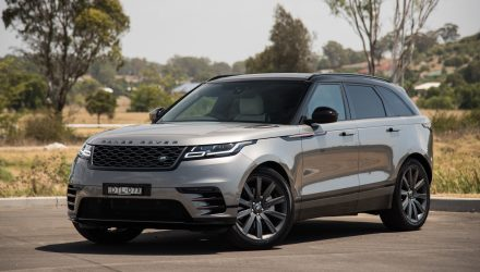 2018 Range Rover Velar P380 R-Dynamic SE review (video)