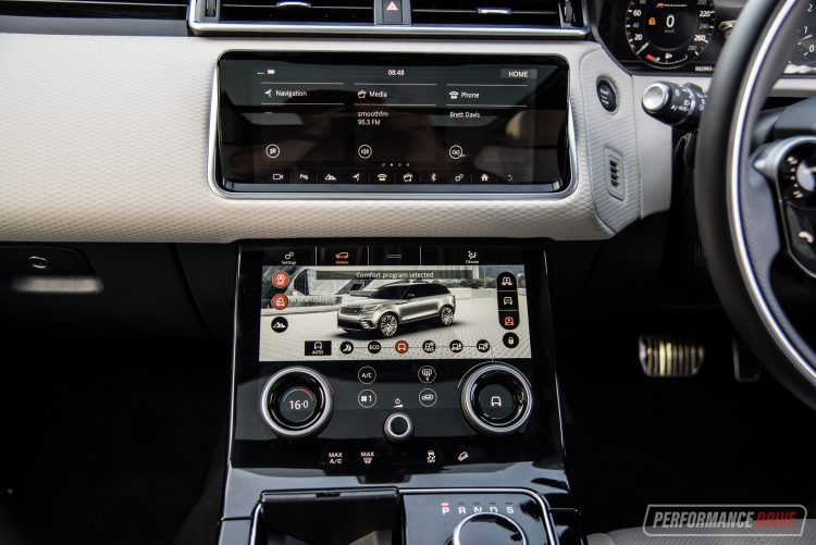 2018 Range Rover Velar P380 R-Dynamic SE review (video