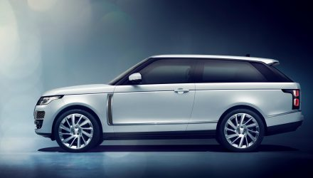 2018 Range Rover SV Coupe revealed, some confirmed for Australia