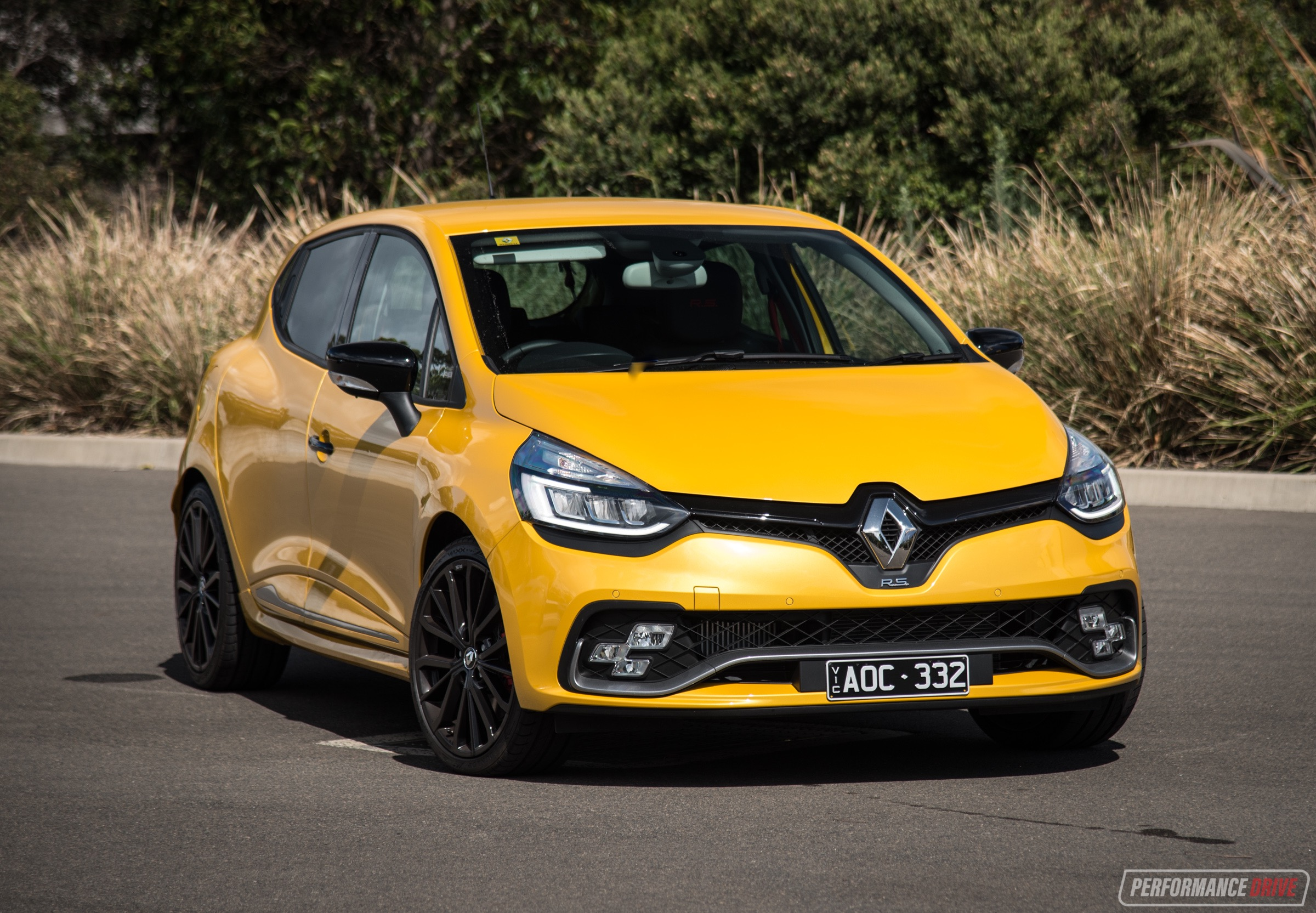 2018 Renault Clio R S 200 Cup Review Video Performancedrive