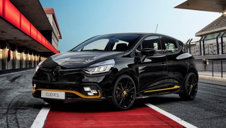 Renault Clio R.S.18 special edition announced for Australia