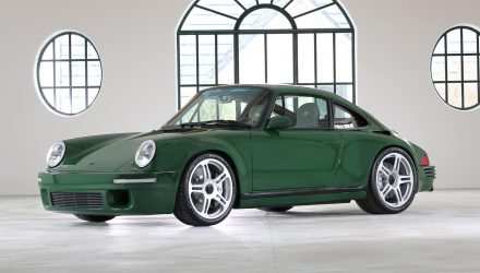 Awesome 2018 Ruf SCR debuts at Geneva motor show