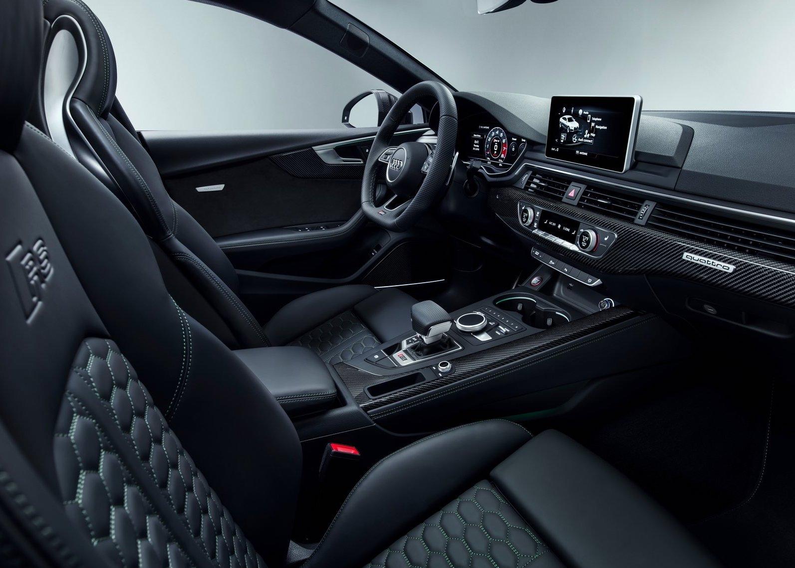 Audi A5 Sportback >> 2019 Audi RS 5 Sportback revealed, first Sportback RS 5 ...