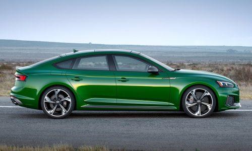 2019 Audi RS 5 Sportback revealed, first Sportback RS 5