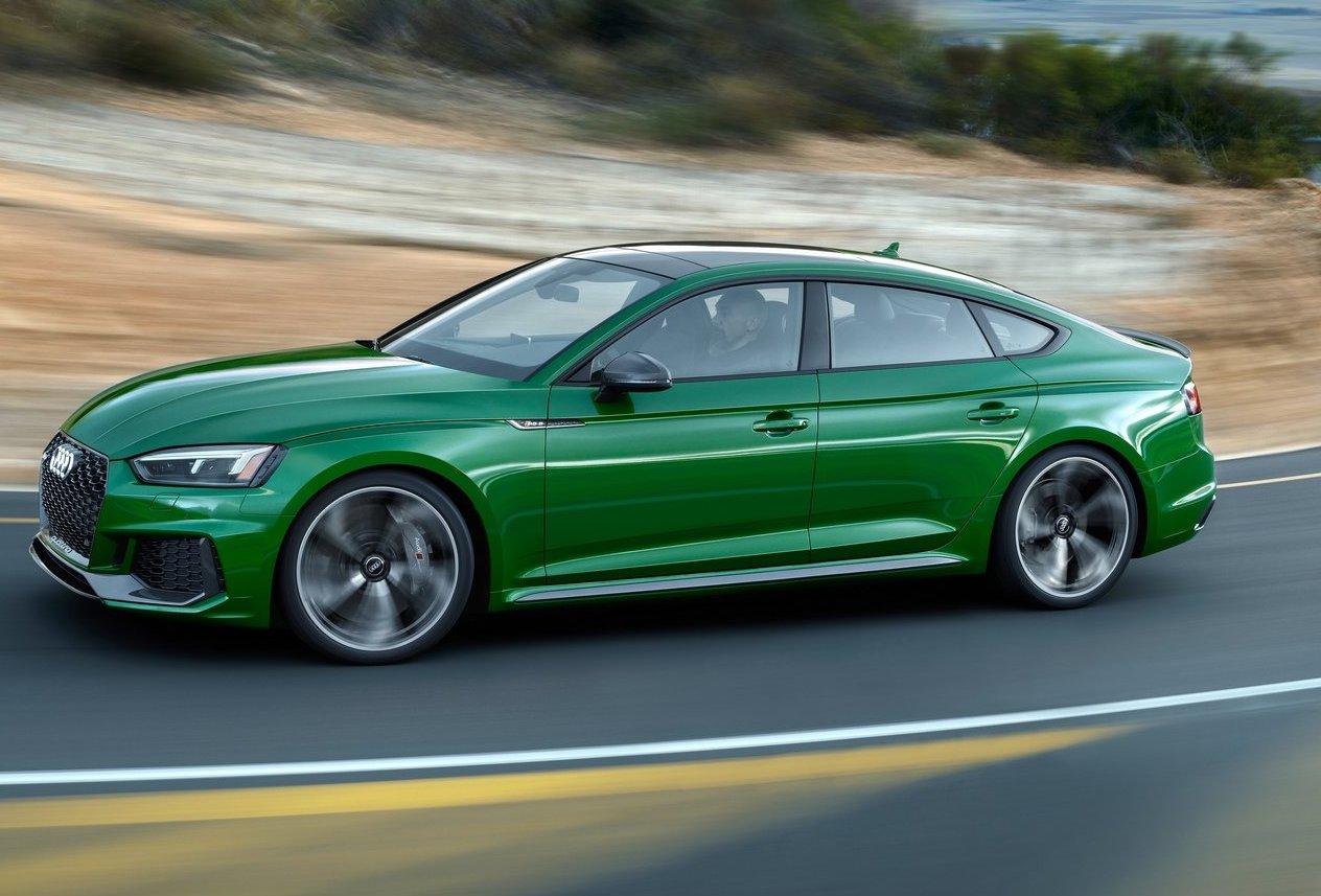 2019 Audi RS 5 Sportback revealed, first Sportback RS 5 ...