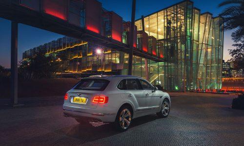 2019 Bentley Bentayga Hybrid leaked ahead Geneva debut