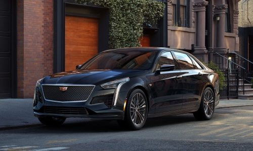 2019 Cadillac CT6 V-Sport is the Statesman replacement we need