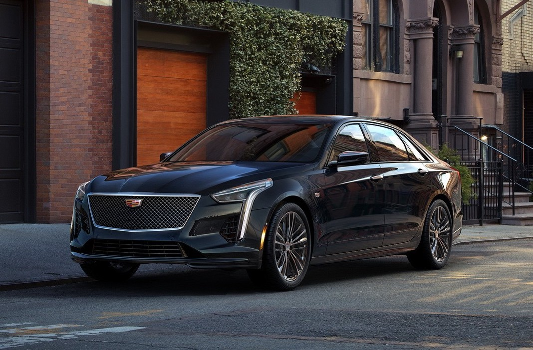 2019 Cadillac Ct6 V Sport Is The Statesman Replacement We