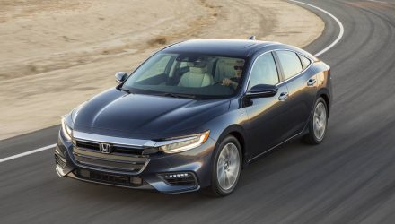 2019 Honda Insight debuts with new 1.5L hybrid system