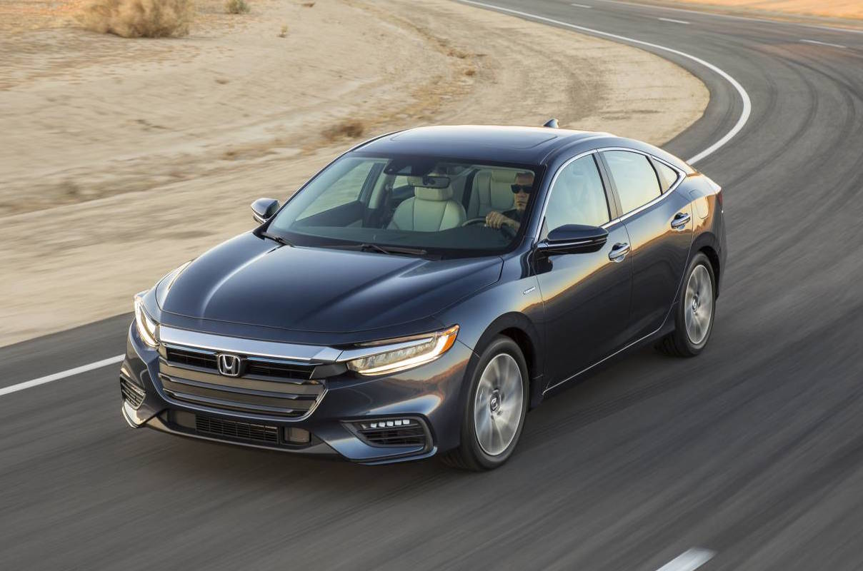 2019 honda insight debuts with new 1 5l hybrid system. Black Bedroom Furniture Sets. Home Design Ideas