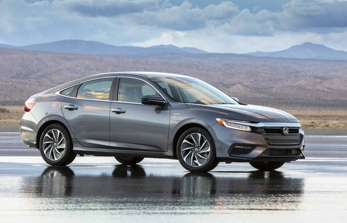 Honda Plant In Ohio >> 2019 Honda Insight debuts with new 1.5L hybrid system ...