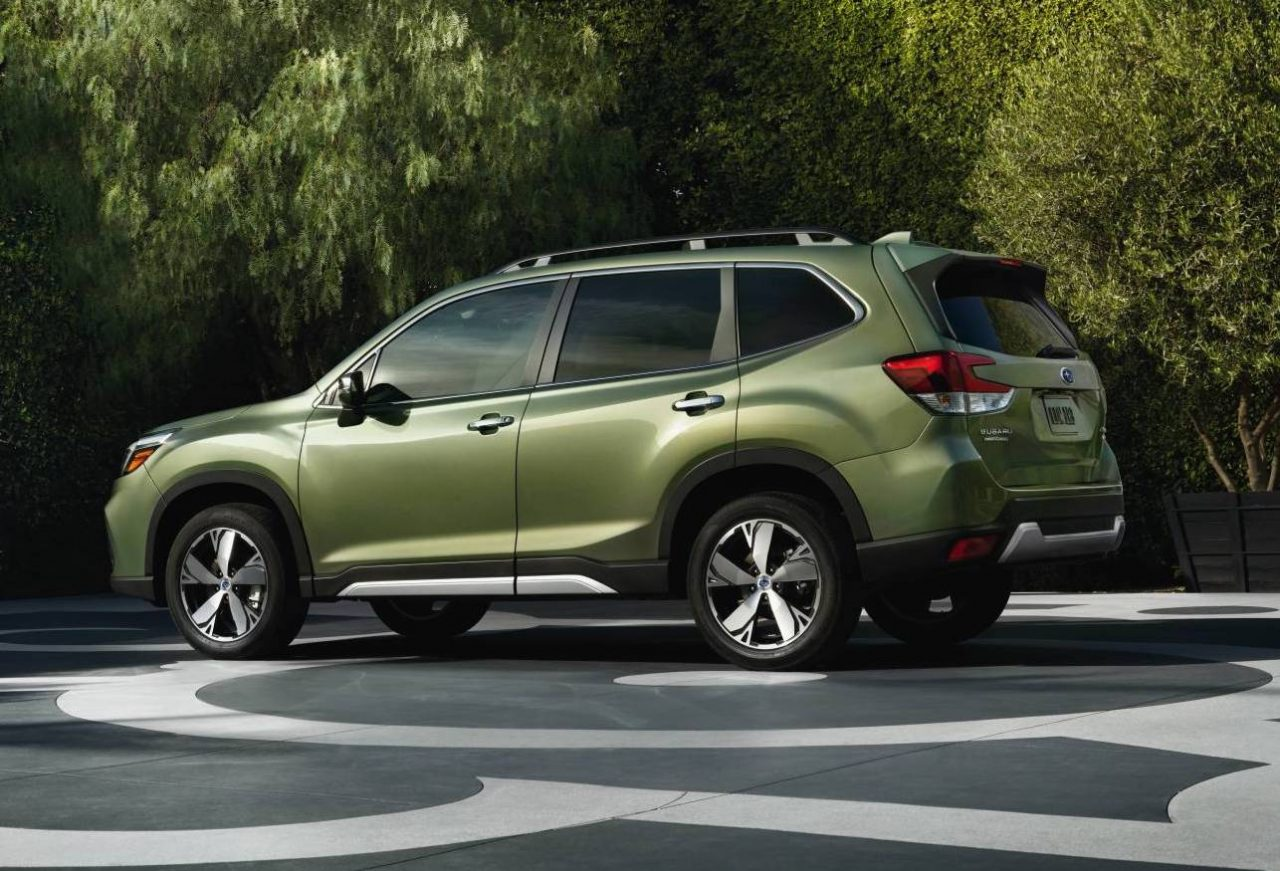 2017 Subaru Forester Transmission >> 2019 Subaru Forester unveiled at New York auto show | PerformanceDrive