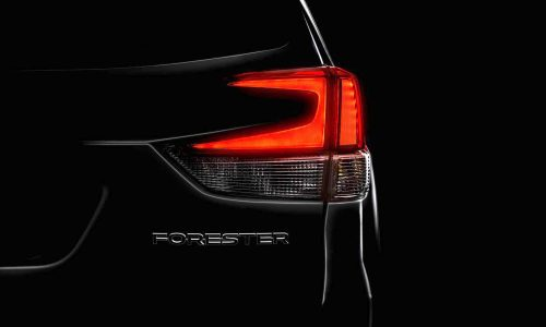 2019 Subaru Forester previewed, locked in for New York show debut