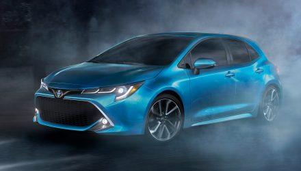 2019 Toyota Corolla initial Australian specs confirmed