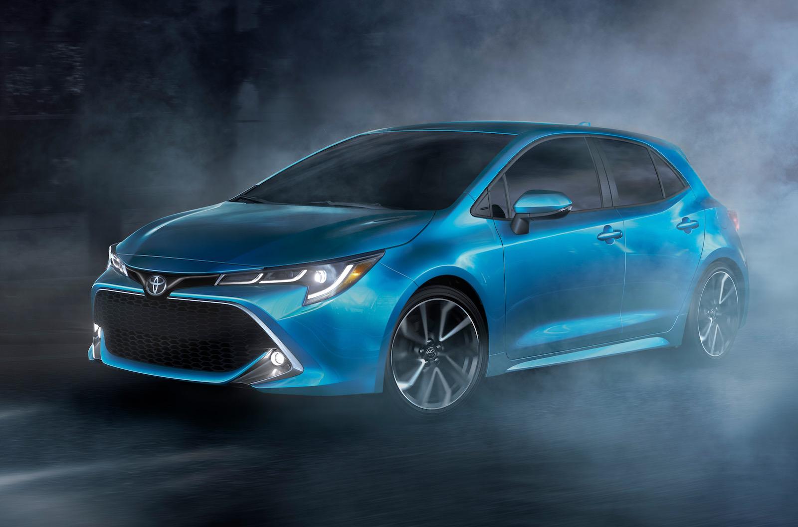 Chrysler Lamborghini >> 2019 Toyota Corolla initial Australian specs confirmed | PerformanceDrive
