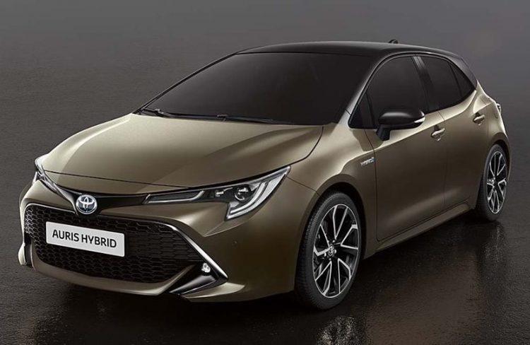 Mazda 2018 Models >> 2019 Toyota Corolla leaks out, reveals fresh design | PerformanceDrive