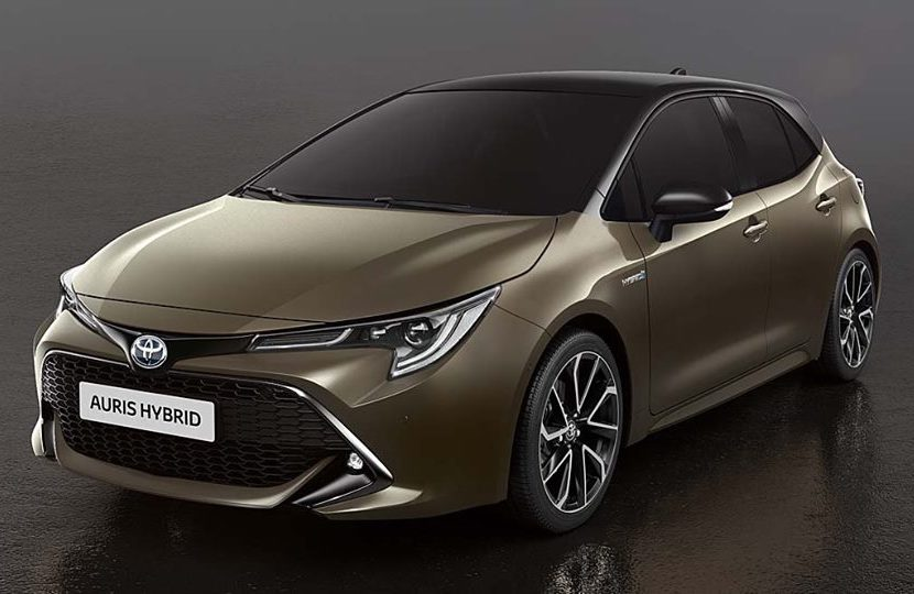 2019 toyota corolla leaks out reveals fresh design. Black Bedroom Furniture Sets. Home Design Ideas