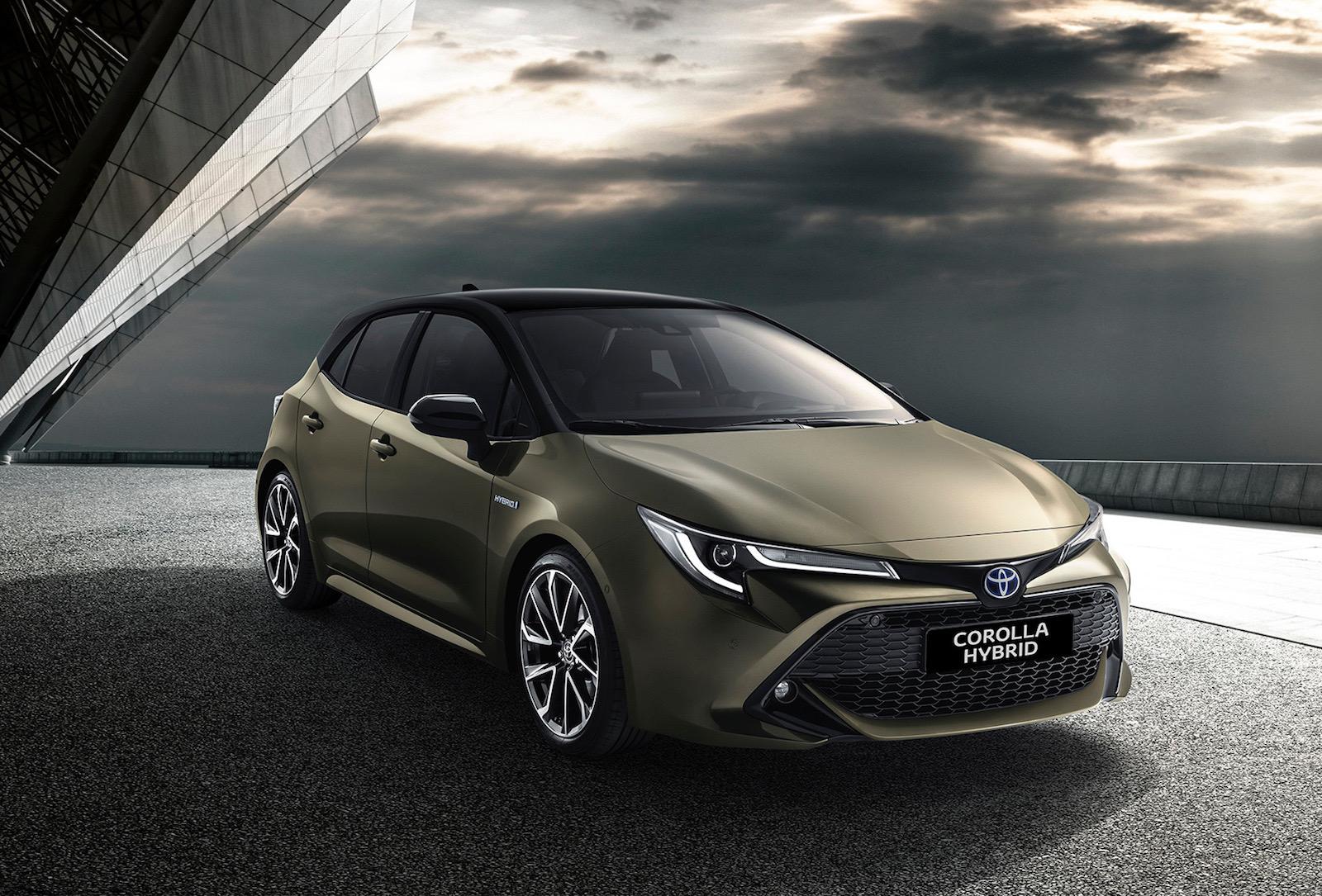 Bmw For Sale >> 2019 Toyota Corolla Hybrid
