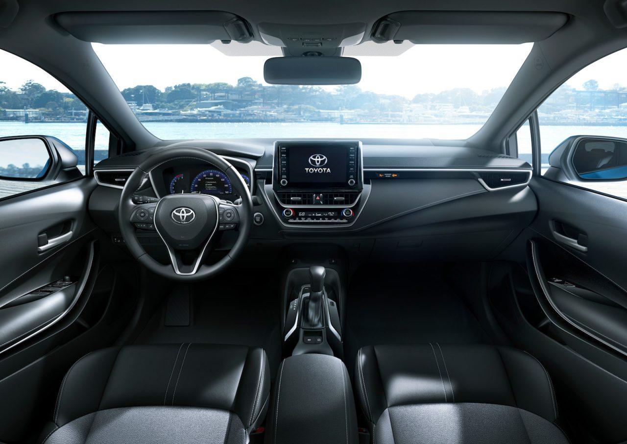 2018 Toyota Rav4 Hybrid >> 2019 Toyota Corolla initial Australian specs confirmed ...
