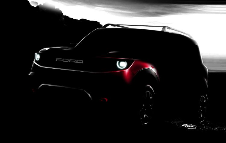 ford bronco  mustang gt previewed performancedrive