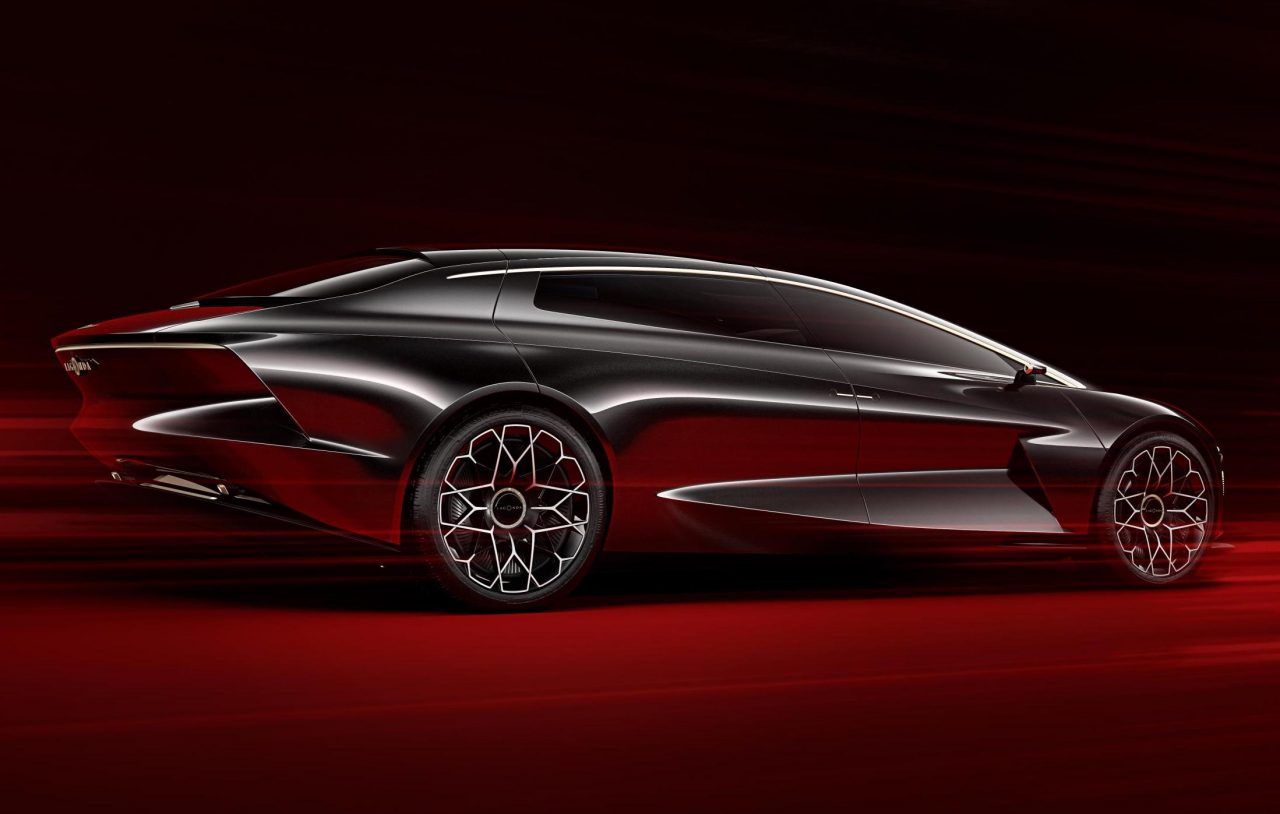 Lagonda Vision concept swoops into Geneva from the future | PerformanceDrive