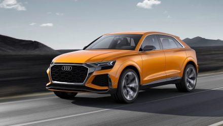 Audi confirms Q8, SQ2, new Q3 coming in next 24 months