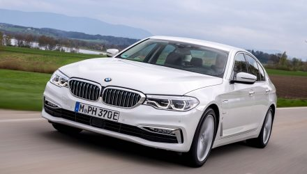 BMW reports record global sales during 2017, profits up 10.2%