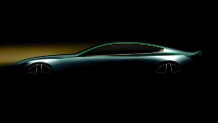 BMW 8 Series Gran Coupe concept confirmed for Geneva