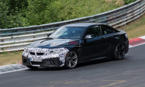 BMW M2 Competition to debut on April 25 – report