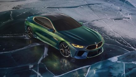 BMW M8 Gran Coupe concept revealed, production version confirmed