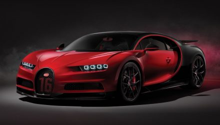 2018 Bugatti Chiron Sport unveiled; less weight, better handling