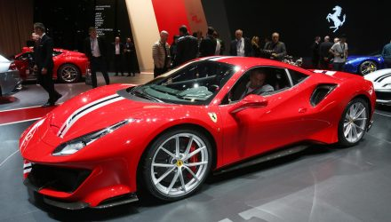2018 Geneva Motor Show highlights – mega gallery