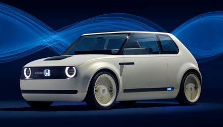 "Production Honda Urban EV concept confirmed for ""early 2019"""