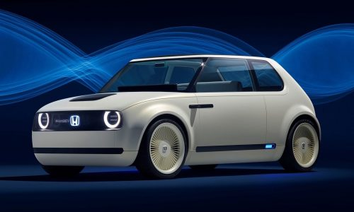 """Production Honda Urban EV concept confirmed for """"early 2019"""""""