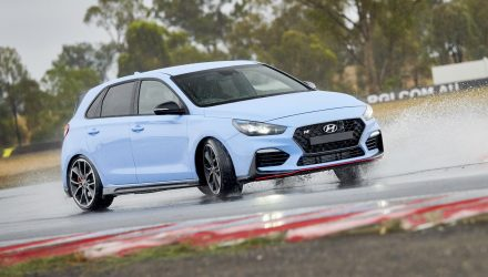 Hyundai i30 N getting track-ready accessories, 8spd DCT on the way