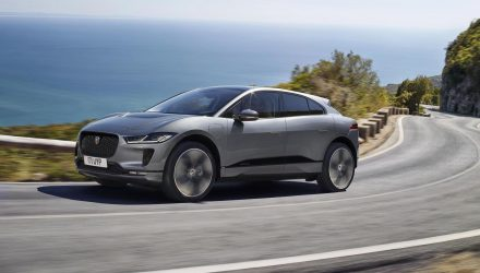 Electric Jaguar I-Pace officially revealed, on sale from $119,000