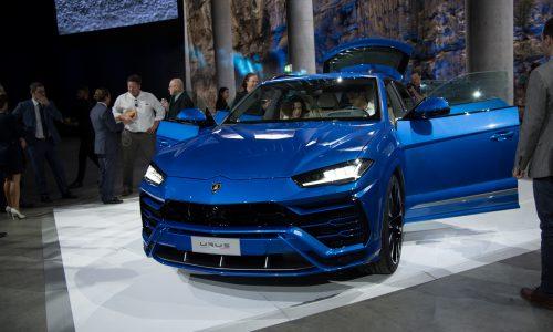 Lamborghini Urus makes Australian debut in Sydney
