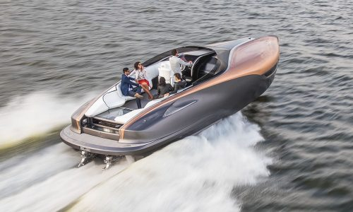 Lexus yacht confirmed, inspired by twin-V8 Lexus Sport Yacht concept